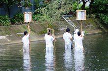 松崎町/道部区の天王祭り2